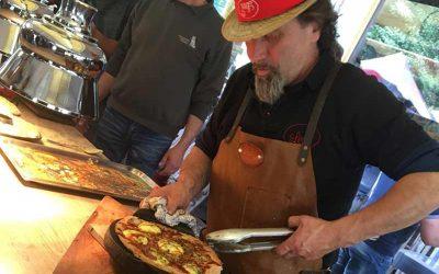 Schatz-Kunden grillen mit Haubenkoch