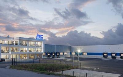 Spedition IBC baut neues Firmengebäude mit Schatz